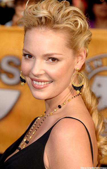The movie is also coming up soon and Katherine Heigl has been chosen to play